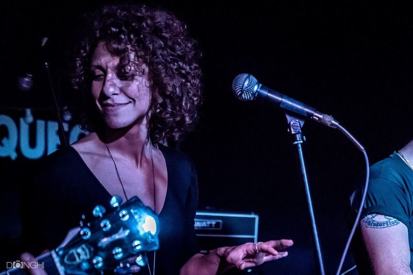Music Microphone Arts Culture And Entertainment Nightlife Musician Event Curly Hair Stage - Performance Space Singer  Night Italy🇮🇹 Sonyalpha Rocknroll Concertphotography Music Concert