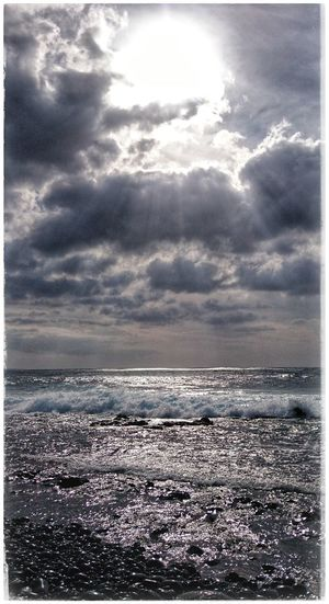 Blackisbeautiful Beachphotography Sunshinelovers Cloudsandsky Lanzarote Elgolfo