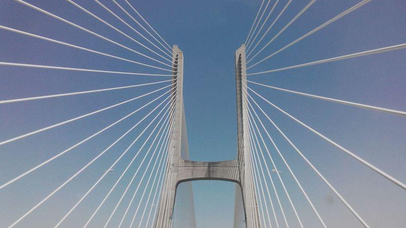 Lisboa River Rio Tejo River Collection Bridge Ponte Ponte Vasco Da Gama Art Photography Street Photo
