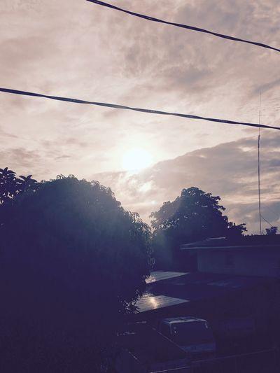 Philippines <3 Morning Light Morning Sky ItsTIME ExaminationDay Happy Suspenseiskillingme Afraidofnothing ICAN