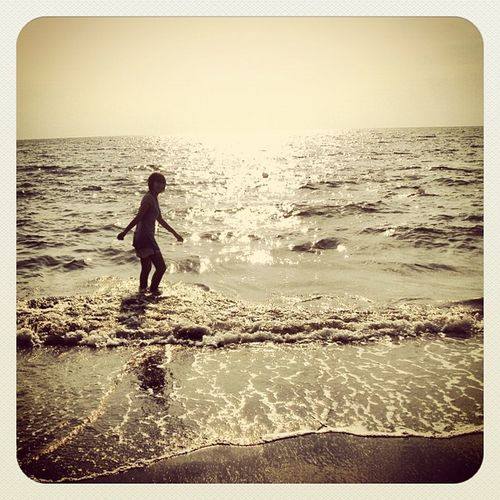 Goodmorning igers Beach