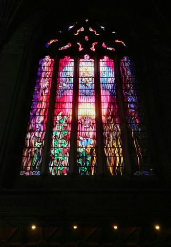 Stained Glass Doors Open Day Renfrewshire 2015