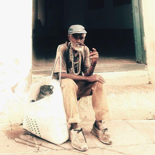 Man resting in a street in Trinidad, Cuba.Trinidad Trinidad, Cuba People Sitting One Person Cuba Collection Cuba Streets Cuban Life Cuba Travellust Travel Destinations Havana FidelCastro EyeEmNewHere EyeEm Best Shots Vintage Thirdworld Streetphotography Street Life Cuban Cigar Wanderlust City Life The Portraitist - 2017 EyeEm Awards The Street Photographer - 2017 EyeEm Awards
