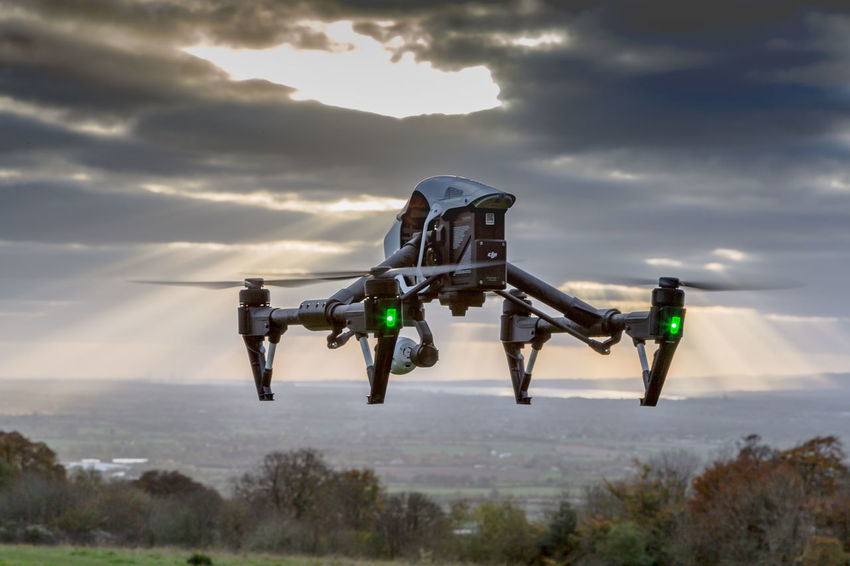 Cloud - Sky Countryside Drone  Flying Gloucestershire Inspire Outdoors Sky