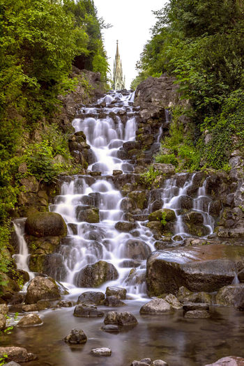 Flowing Water Long Exposure Power In Nature Travel Travel Destinations Travel Photography Traveling Waterfall Capture Berlin Discover Berlin