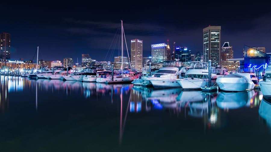 Boats, Buildings, and Baltimore Boat City Life Harbor Human Settlement In A Row Marina Mast Mode Of Transport Moored Nautical Vessel Outdoors Residential District Sailboat Transportation Travel Urban Water Yacht