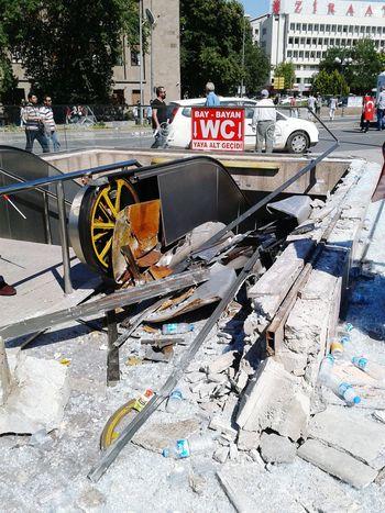 Ankara Bomba Turk Vatanbölünmez Bayrak Vatan Ankara... soysuzlar