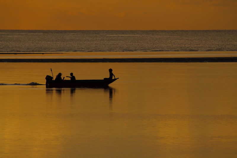 A fisherman and his life Amazing View Beauty In Nature Boat Boy Day Fisherman Fisherman Boat Kanu Life Men Nature Outdoors People Real People Reflection Scenics Sea Seascape Silhouette Sky Sunset Tranquility Water Waterscapes