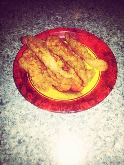 Food Late Night Chicken