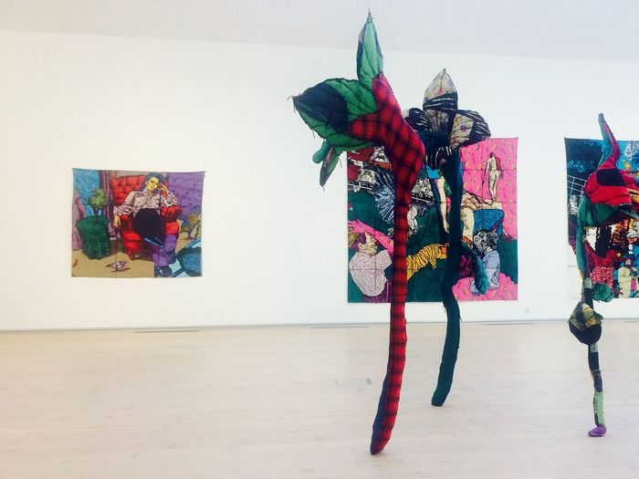 Multi Colored Art And Craft Indoors  No People Close-up Day Vandalorum Fredriklindqvist Exhibition Home Interior
