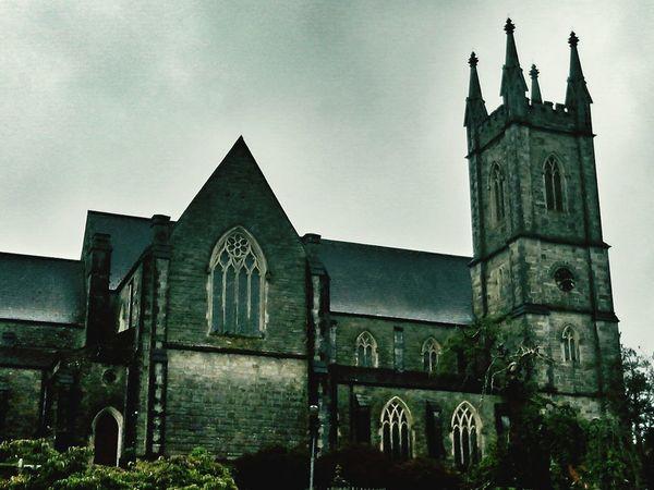 Gothic Church Old Church Gothic Architecture