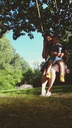 Logan Niles Family Dress Love