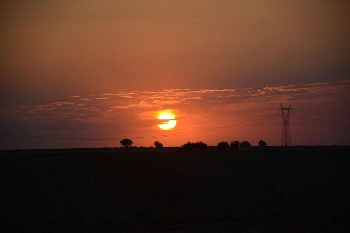 Lüleburgaz Ayvalı Gunbatimi Romatic Nikon D7100 Sevgi Yanlizlik Sunset Hello World