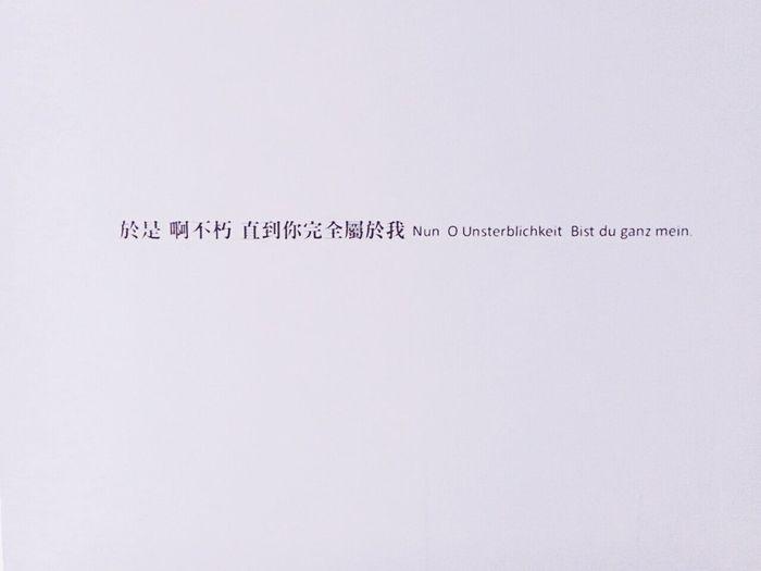 美術館小發現 Nation Taiwan Art Museum 希望哪 天有個他完全屬於我 EyeEmNewHere