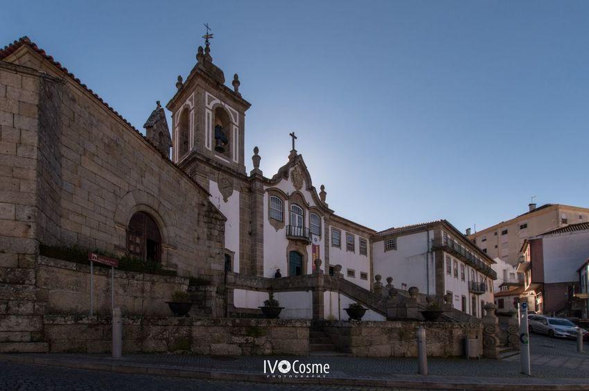 Architecture Clear Sky Religion Outdoors Day No People Sky Serradaestrela Seia Portugal 🇵🇹