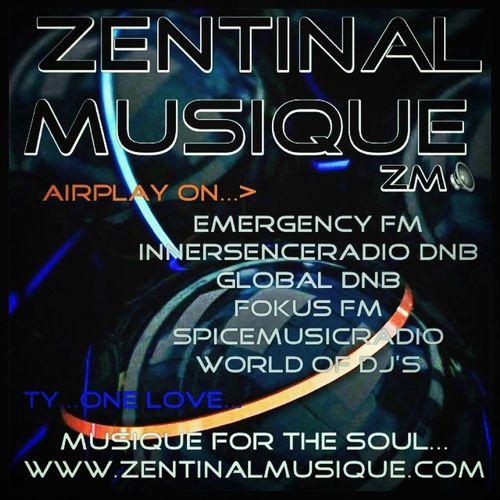Zentinal Musique Dnb Creation Record Label