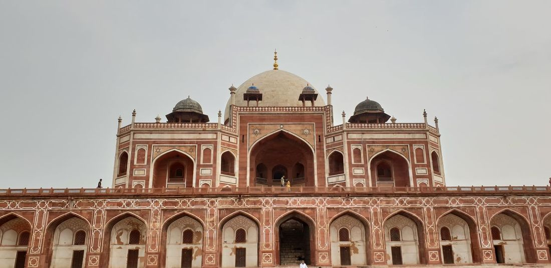 the majestic tomb of humayun Dome Place Of Worship Arch City Architecture Building Exterior Built Structure Calligraphy Tomb Delhi Mausoleum Indian Subcontinent Architectural Feature Mosque