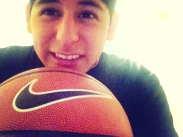 What I love to do ☺ #basketball