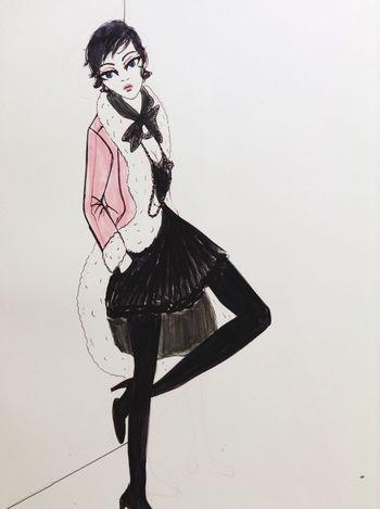 Ilustration Ilustracion Art Doodle