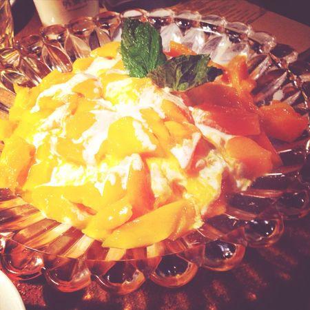 Mango Ice Continuous