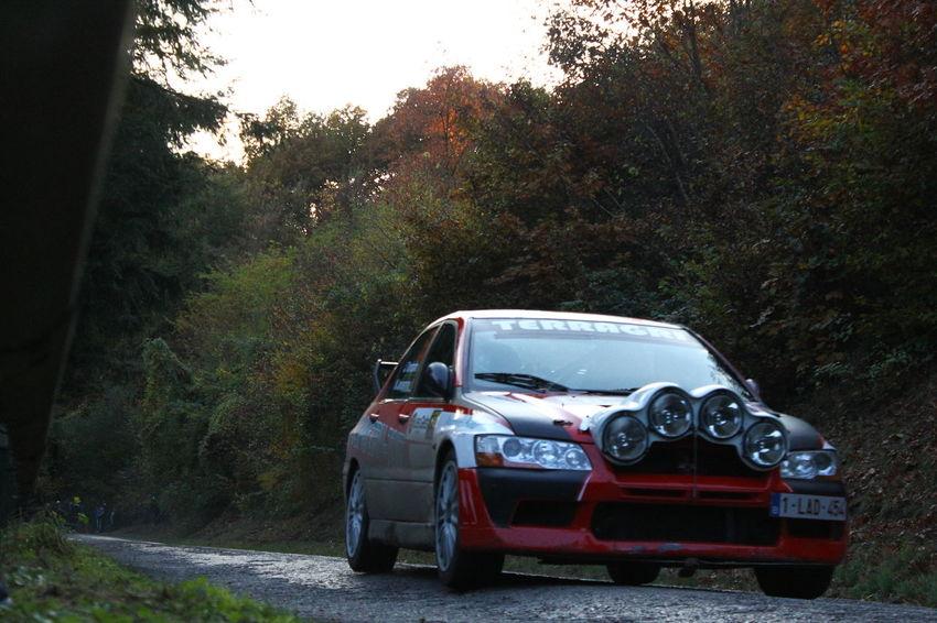 Cars Rally Rally 2016 Race Belgium