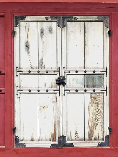 south korea wood gate Gate Wood Gate Wood Door Wood - Material Door No People Closed Day Entrance Built Structure Architecture Building Exterior Security Protection Window Building Wood - Material Old Outdoors Full Frame Weathered Pattern Sunlight