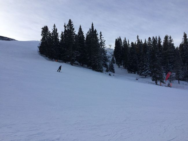 Activity Adventure Beauty In Nature Cold Temperature Day Full Length Landscape Leisure Activity Lifestyles Men Mountain Nature Outdoors Real People Scenics Ski Holiday Skiing Snow Sport Tranquil Scene Tranquility Tree Vacations Winter Winter Sport