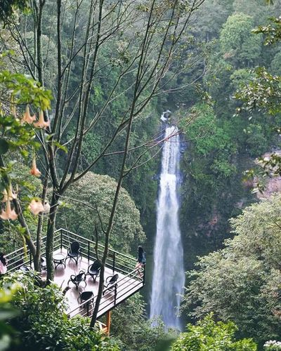 Indon Nature Beauty In Nature Waterfall Water INDONESIA Indonesiaindah Indonesian Photographers Collection Travel Destinations Bandung, West Java