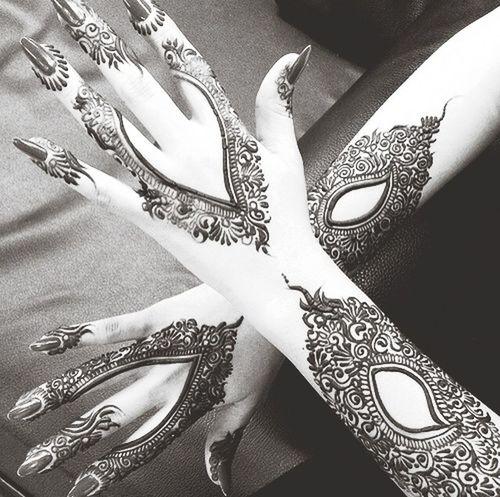 Like this Henna Tattoo