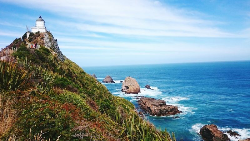 Neighborhood Map Nugget Point Lighthouse Enjoying The Sun Relaxing Ocean Lighthouse Rocks And Water Been There. The Week On EyeEm