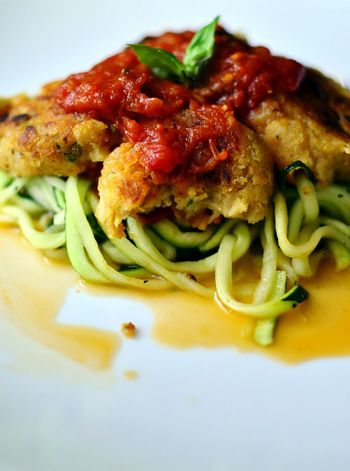 Food Foodporn Zucchini Zoodles Zucchini Noodles  Vegan Veganfoodporn Delicious Foodlover