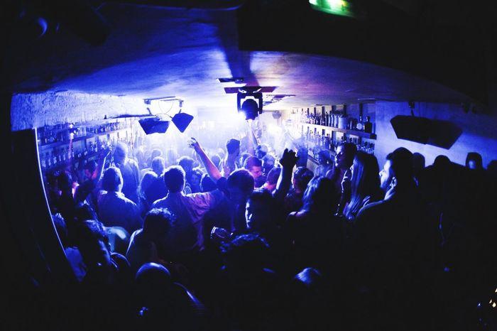 Goldfish Bar Skg Night Nighlife Club Clubbing Music Bar Lights Dance Edm