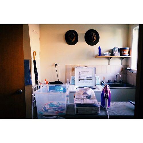 Laundry. Sydney Australia StillLife Vscocam ricohgr