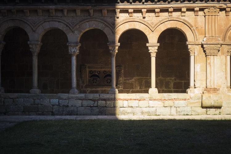 Castilla Castilla Y León Ruins Soria Architecture Castillayleon Cloister History Travel Destinations