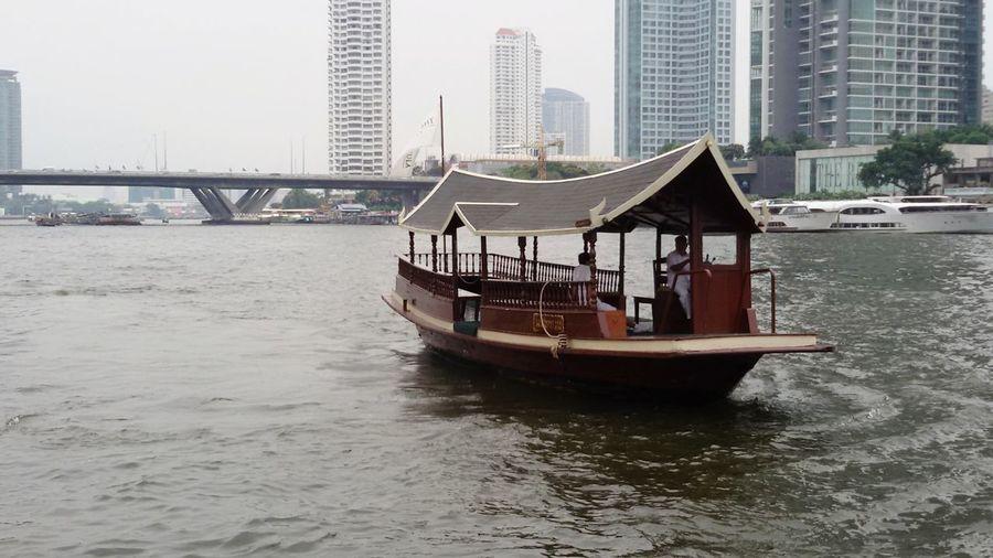 Thailand_allshots EyeEm Thailand ,Enjoy The River, Chao Phaya River Sawasdee World. .
