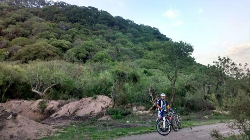 todays ride mountain biking (viking) san francisco del rincon