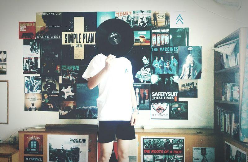 Rock My Room! Music Is My Life Album Punkrock