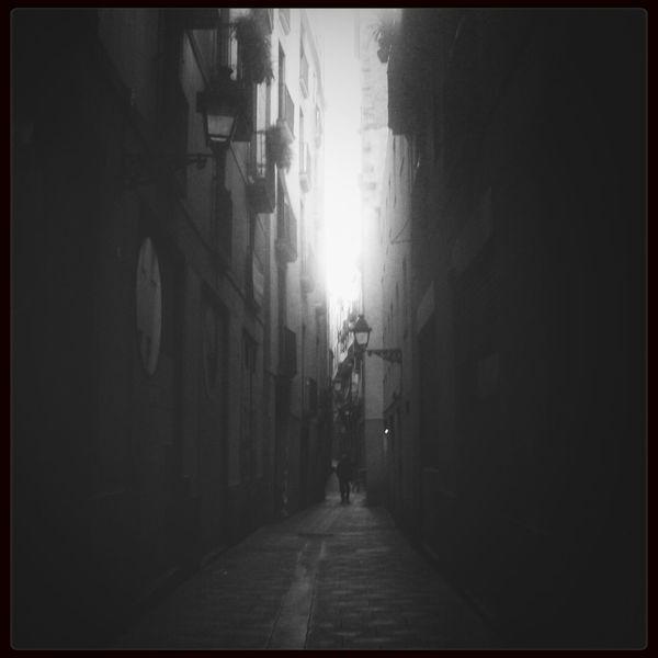 Monochrome Street Europe