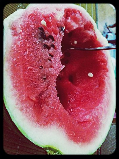 do u like watermelon?