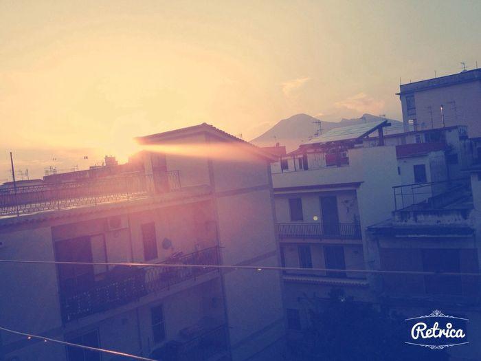 The EyeEm Facebook Cover Challenge Napoli Vesuvio Vulcano