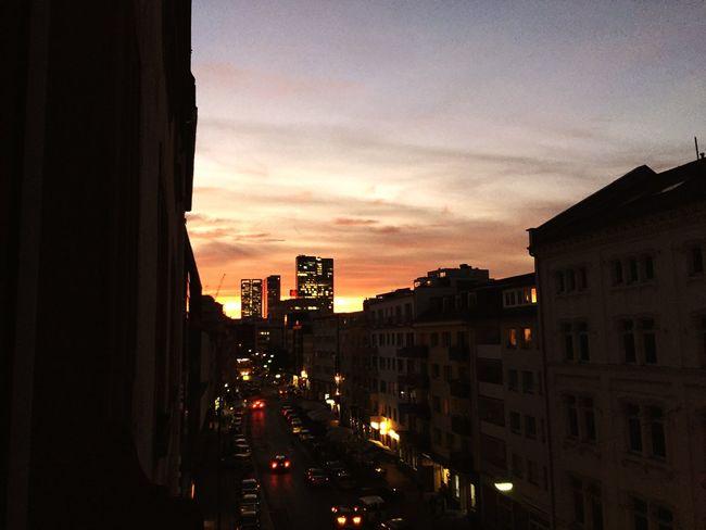 Sundowns in franky 🌇