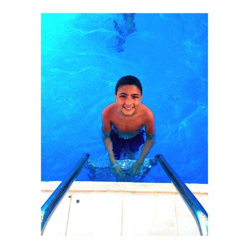 Summer Summertime Holidays Sea Swimming Pool Pool Time