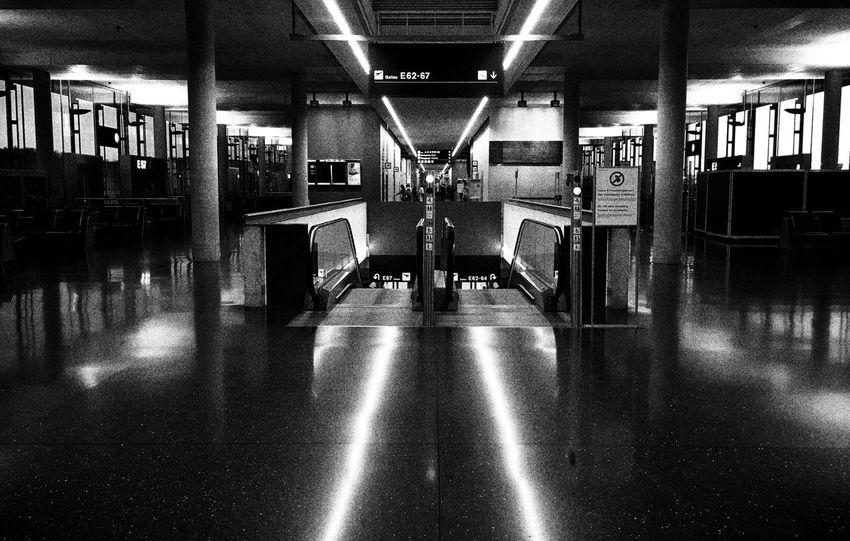 #architecture #blackandwhite #Places #Switzerland #transit #travel #waiting #zurich Journey