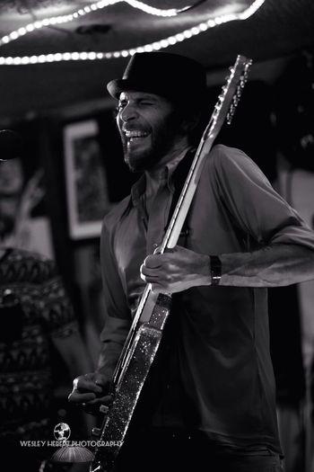 John Lisi live at Teddy's Juke Joint Music Concert Black & White Concert Photography Juke Joint