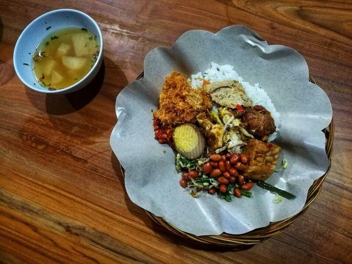 Balifood Nasiayam Spicyfood Seminyak Bali Bali Bali, Indonesia Foodporn Foodphotography