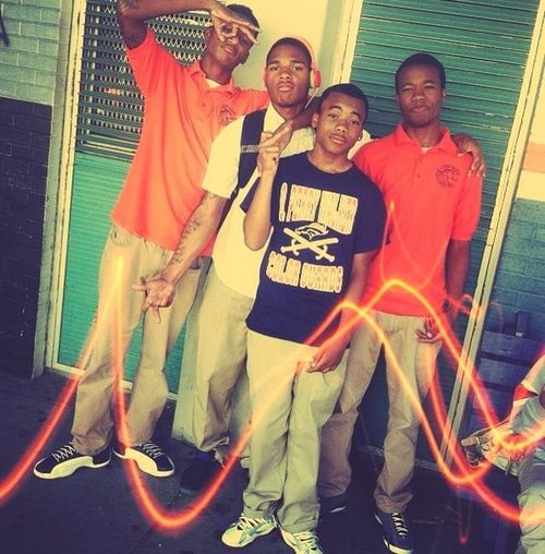Me and my niggas #oldd