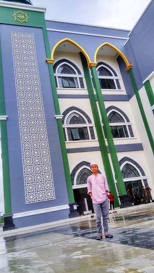 Penajam Ppu Muslim Masjid Kalimantan Timur Farrell