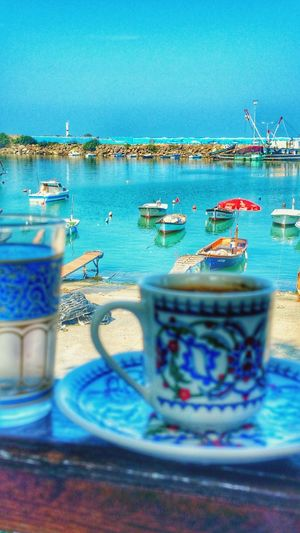 Kırk Yıl Hatrı Var Bir Fincan Kahvenin Sea Coffee Cup Food And Drink Beach Drink Coffee - Drink Table Water Refreshment Blue No People Day Outdoors Saucer Cafe Horizon Over Water Sky Nature Freshness Close-up