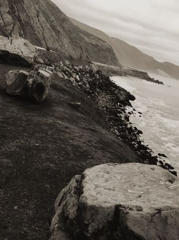 Blackandwhite Beachphotography Point Mugu State Park Nature Cliff Beauty In Nature Southern California Tranquil Scene Outdoors Creativity Has No Limits Lifeisbeautiful See What I See Beautiful California Coastline Water Landscape