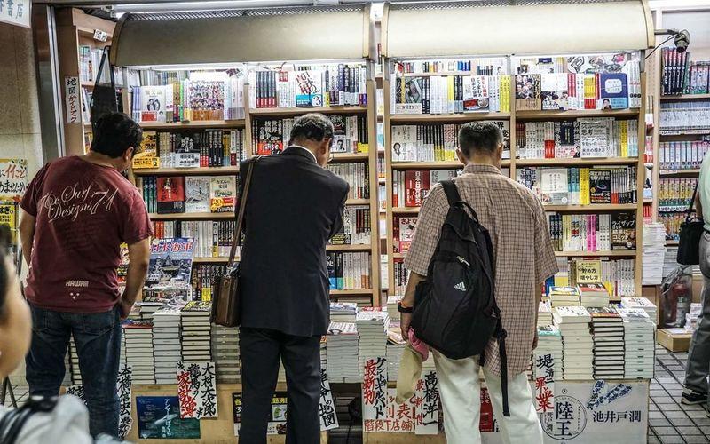 People Books Culture Lifestyle Oldmen Japan Trainstation Transportation BYOPaper! The Photojournalist - 2017 EyeEm Awards EyeEmNewHere EyeEm Best Shots